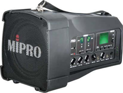 Mipro MA-100SG/DG Personal Wireless PA System