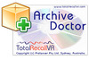 Total Recall VR Archive Doctor Application